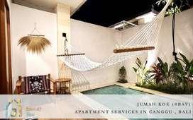 Bali Apartment Private Villa Monthly Rental In Canggu Only 7.5 Juta (#