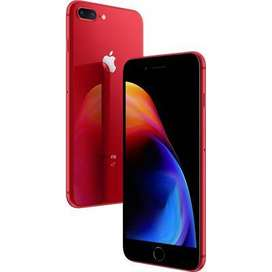 Special offer apple i phone 8 plus available on affordable price with