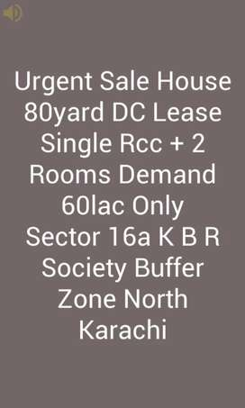 Buffer Zone going cheap ..57lac Only