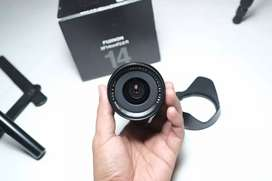 Lensa FUJIFILM Fujinon XF 14mm f2.8 R