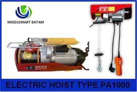 Electric hoist,type:PA1000
