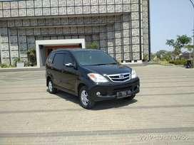 Daihatsu Xenia XI 2011 Hitam mulus ist