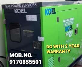 SUPER SILENT FUEL EFFICIENT GENERATORS WITH 2 YEAR WARRANTY N SERVICES