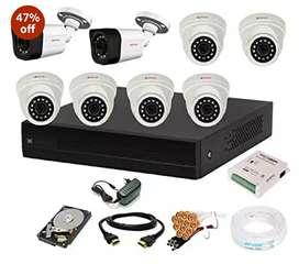 Cc camera installation