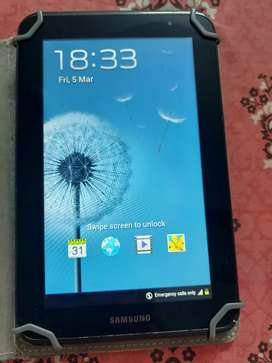Samsung galaxy tab 2 7.0 ( 1 gb ram and 16 gb rom )