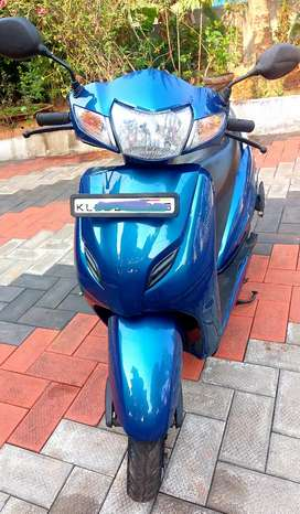 Activa single owner 19000kms only...