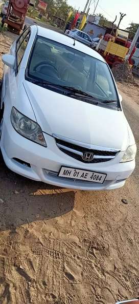 Honda city zx 2007 December gxi 10 anniversary new cng 1st owner