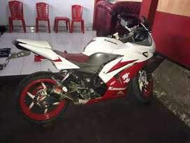 Ninja 4tak 250cc