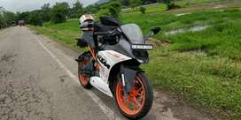 KTM RC 390 in good condition abs bs4