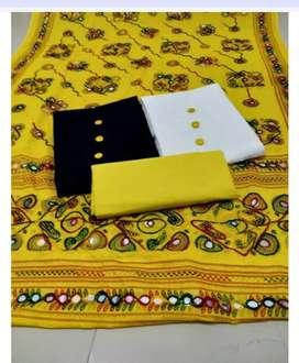 Rajasthani style dress