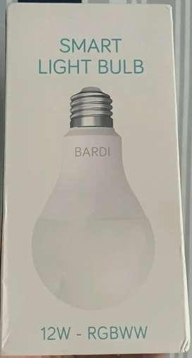 BARDI Smart LIGHT BULB RGBWW 12W Wifi Wireless IoT