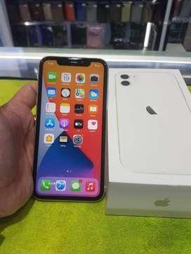 i phone 11 white
