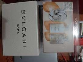 Branded perfume set of BVLGARI
