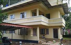 FOR RENT IN MUVATTUPUZHA TOWN FOR FAMILY