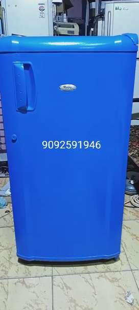 Whirlpool refrigerator 170 litre