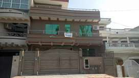 Ground floor  for rent in rawal town islamabad
