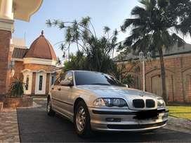 BMW 318i E46 tahun 2000 AT 72,5jt (nego) Jual Cepat