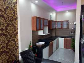 3BHK Flat for 42lac at mansarover extension