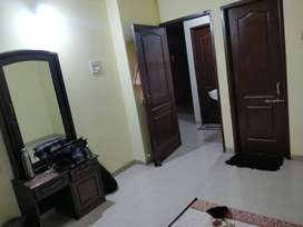 One room on rent in 3BHK flat for female only