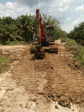 Kebun sawit-VJ#SKGR# Pangkalan baru Siak hulu 320 Ha, Produktif