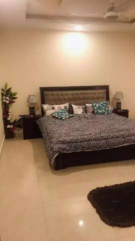 E11 worth living 2bedroom flat fully furnished Apollo twor for rent
