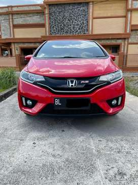 Jazz Rs Matic Tahun 2015 plat BL