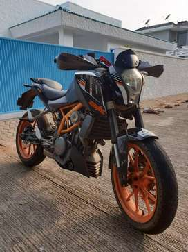 KTM Duke 390 with Abs for sale.