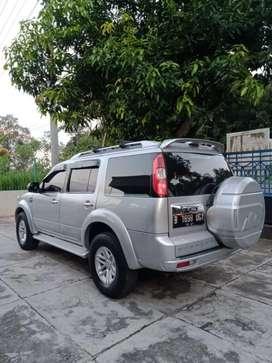 Ford Everest 4x2 manual diesel 2012 TDCI