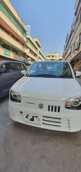 SUZUKI ALTO VXL bank leased / installment
