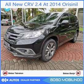 [DP39jt] All New CRV 2.4 At 2014 Orisinil Bisa Kredit