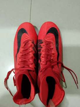 Nike Mercurial Superfly Fire - FG (UK9) Football Boots/Studs