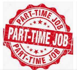 Female job part time works