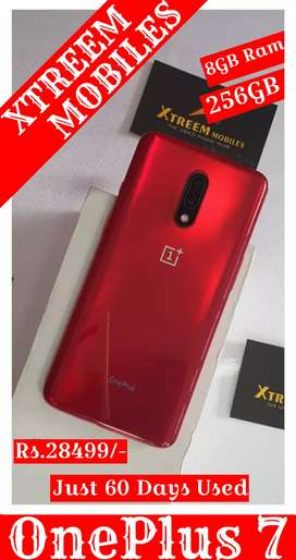 OnePlus 7..8/256..Just 60 Days Used..Red Edition..