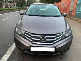 Honda City 1.5 V Automatic Sunroof, 2013, Petrol