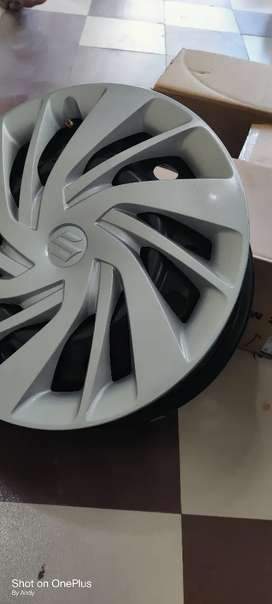Brand new Suzuki wheels, with cap,  4 pair