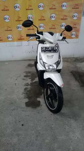 Beat New 110 Tahun 2011 DR2387BW (Raharja Motor Mataram)