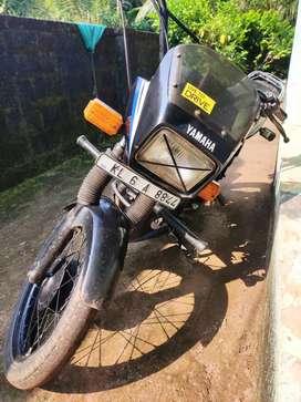 Yamaha ybx full condition