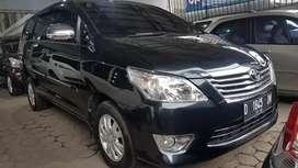 Toyota Innova G diesel matic 2012