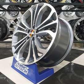 velg baru untuk xtrail ring 18 warna grey polish
