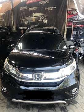 Honda BR-V 2016 Automatic Hitam