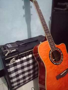 Jual Guitar Acoustik Fender T-bucket