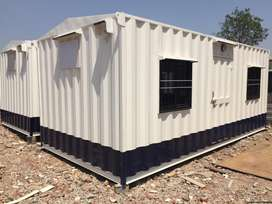Portable site office cabin brand new available in mumbai and ahmadabad