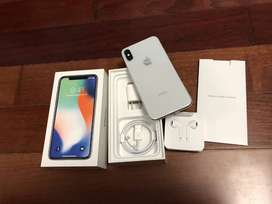 Under warranty refurbished apple iphone x available on COD