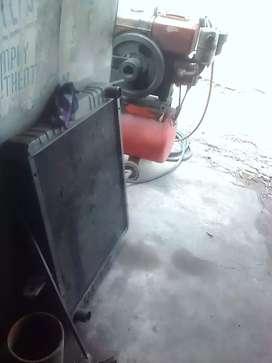 Radiator service dan reparasi