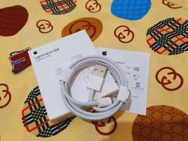 Kabel data iphone original (1
