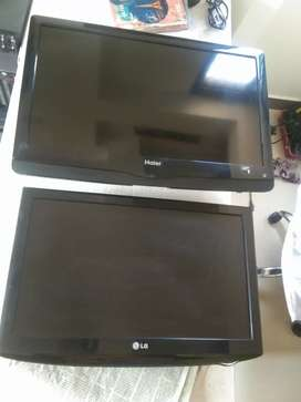 22 inch or 24 LCD TV available only rs 3500