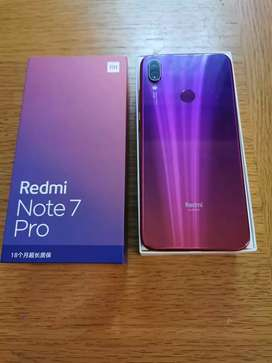 BRAND NEW BOX PACK REDMI NOTE 7 PRO
