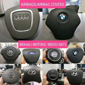 Airbags and airbag cover's