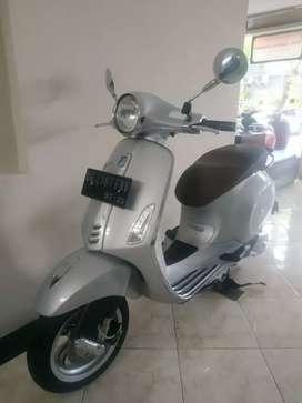 VESPA PRIMAVERA THN 2019/BALI DHARMA MOTOR
