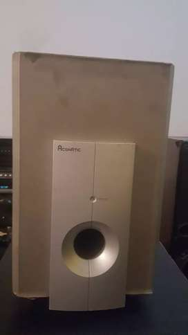 Active subwoofer Aconatic
